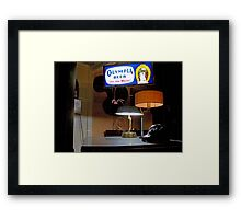 Beer Framed Print