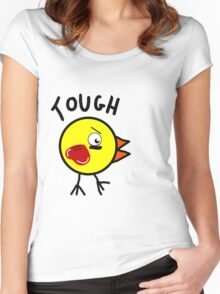 Tough Chick Women's Fitted Scoop T-Shirt