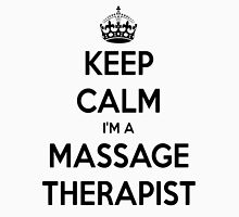 Keep Calm I Am A Massage Therapist Tank Top
