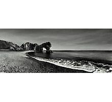 Durdle Door ( Monochrome ) Photographic Print