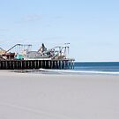 Seaside Pier by kristijacobsen