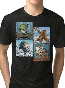 Playful Rebels Tri-blend T-Shirt