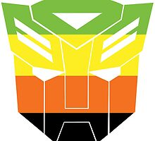 Autobot Pride [Aromantic] by tralma