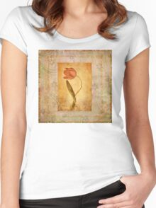 The Tulip Women's Fitted Scoop T-Shirt