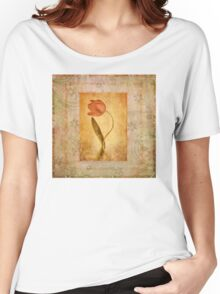 The Tulip Women's Relaxed Fit T-Shirt