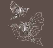 geometric flight Unisex T-Shirt