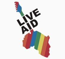 Live Aid Concet 1985 by Stt2Design