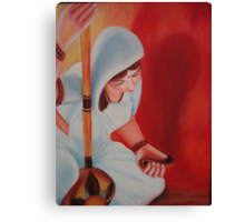 Meerabai - A princess in love Canvas Print