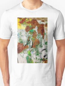 Peeling tree trunk Close-up Unisex T-Shirt