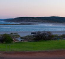 The Mouth - Murchison River - Kalbarri by John Pitman