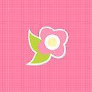 Spring Flower iPhone Case by sweettoothliz