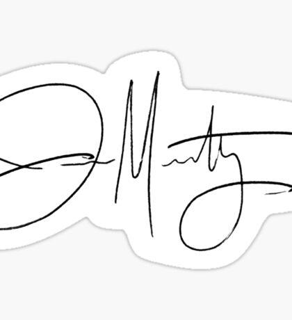 Jim Moriarty [Sherlock Signature Series] Sticker