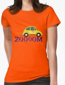 Zoooom! Womens Fitted T-Shirt