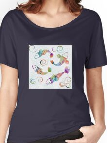 Peaceful Kois Women's Relaxed Fit T-Shirt