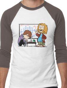Pied Piper's Peanuts Men's Baseball ¾ T-Shirt