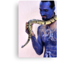 Slither Canvas Print