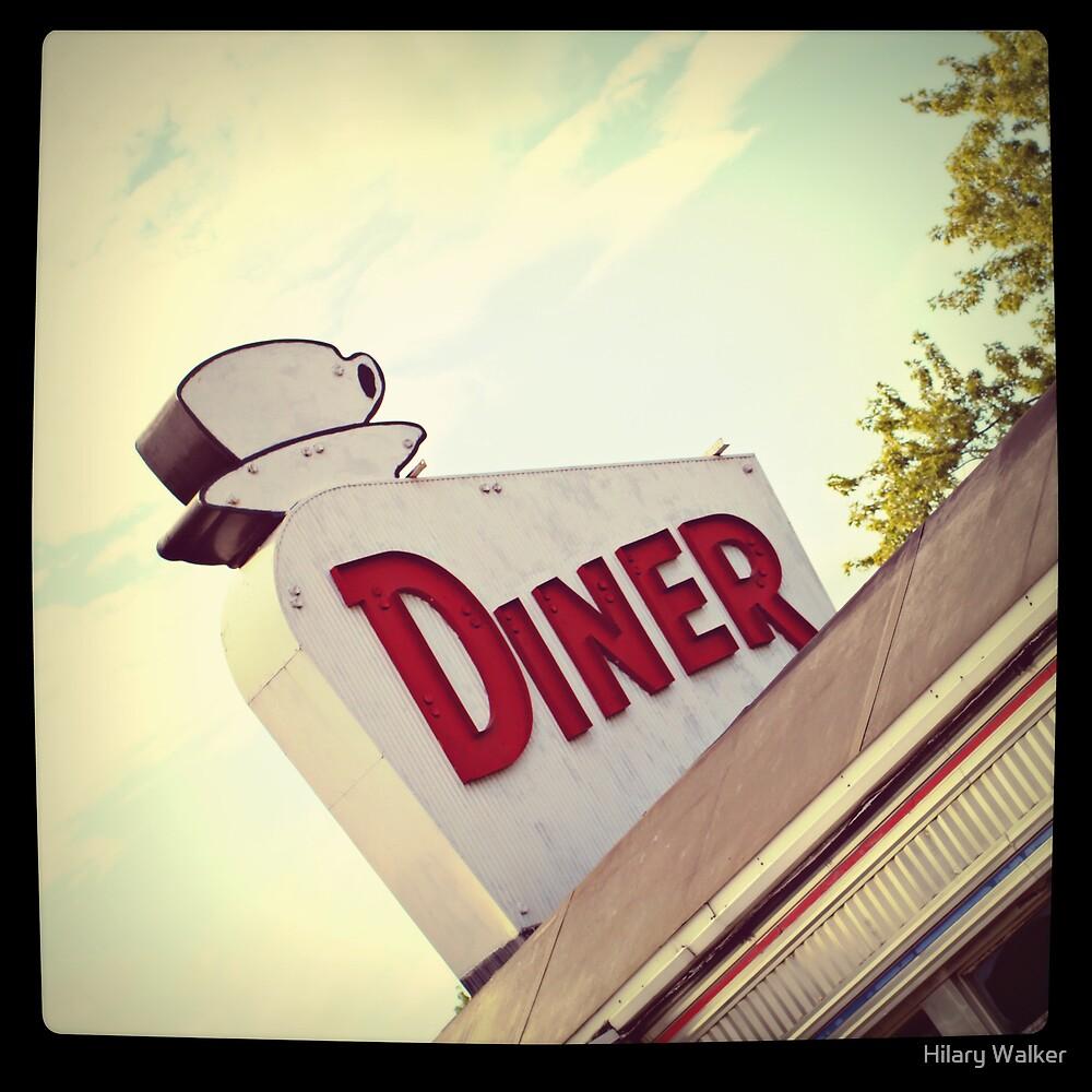 Diner by Hilary Walker