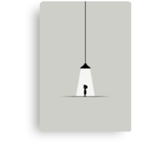 "Limbo #5 ""Light"" Canvas Print"
