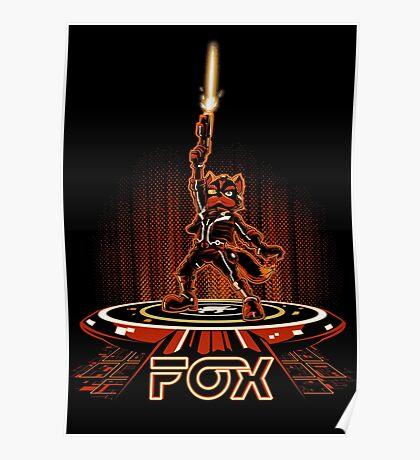 FOXTRON Poster