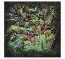 Beautiful rainforest plants Kids Tee