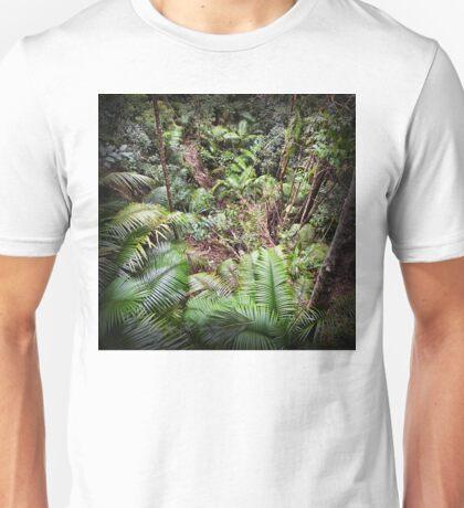 Beautiful rainforest plants Unisex T-Shirt