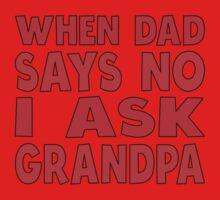 I Ask Grandpa Kids Clothes