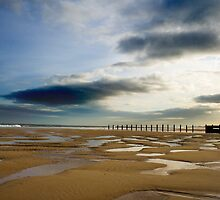 Blyth Beach by HAPhotography