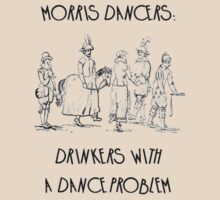Morris Dancers - Drinkers With A Dance Problem by taiche