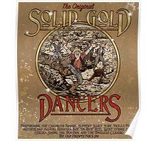 The Original Solid Gold Dancers Poster