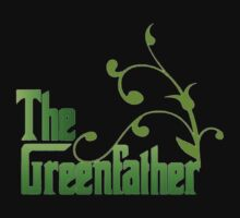 The Greenfather: Environmental Parody Kids Tee