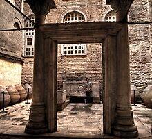Hagia Sophia Baptistery by Raftman