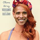 Obama Del Rey by TesniJade