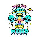 Wish You Were Weird by Amy Grace