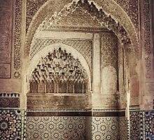 Moroccan Arch by Natalie Broome