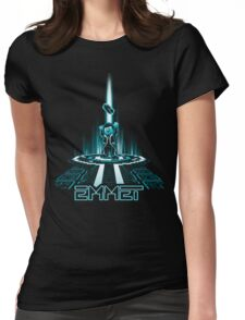 EMMETRON Womens Fitted T-Shirt