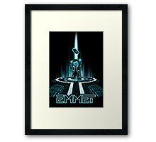 EMMETRON Framed Print