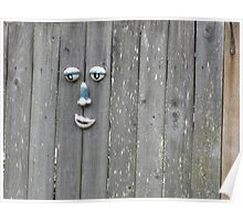 Here's smiling at you kid Poster
