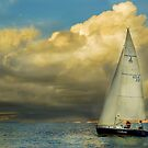 Life Begins at Sailing by linaji