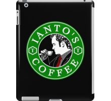 Ianto's Coffee iPad Case/Skin
