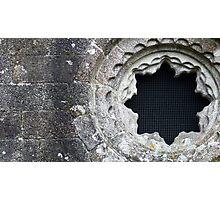 Monastery - Detail Photographic Print