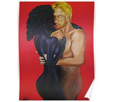 My Black Magic Woman - Interracial Lovers Series Poster