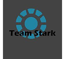 Team Stark Shall Win! Photographic Print