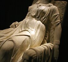 The Death of Cleopatra by Cora Wandel