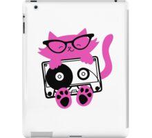 Cassette Kitten Sticker iPad Case/Skin