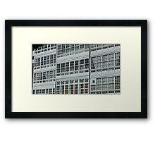 Urban Details - 03 Framed Print