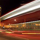 London - Big Ben - Streaks 2 by rsangsterkelly