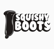 Squishy Boots by Ryan Hum