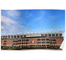 Stadium of Light Poster