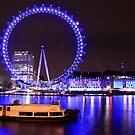 London - London Eye by rsangsterkelly