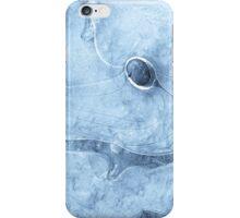 Cool Blue iPhone Case/Skin